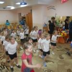 Утренняя гимнастика дошкольники